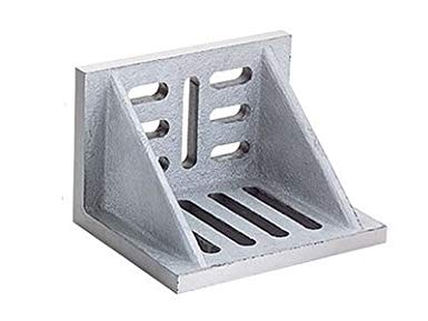 Webbed Angle Plate 6 x 5 x 4-1/2 Slotted